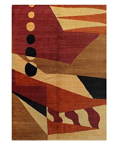 Bashian Rugs Hand-Knotted Tibetan Rug, Multi, 6' 1 x 8' 10