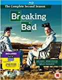Breaking Bad: Season Two (Blu-ray + UV Copy) [Region Free]