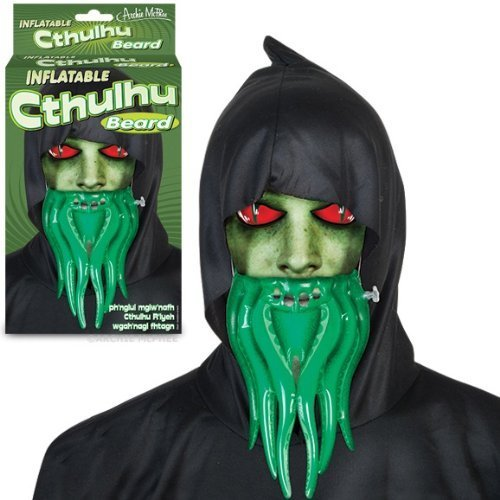 Inflatable Cthulhu Beard! - 1
