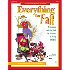 Everything for Fall: An Early Childhood Curriculum Activity Book