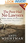 The Poor Had No Lawyers: Who Owns Sco...