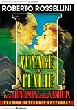 VOYAGE EN ITALIE (version intégrale restaurée) [Version intégrale restaurée]