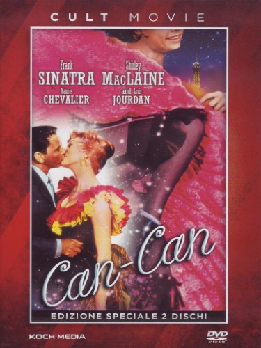 Can-can (edizione speciale) [2 DVDs] [IT Import]