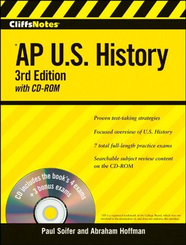 CliffsNotes AP U.S. History