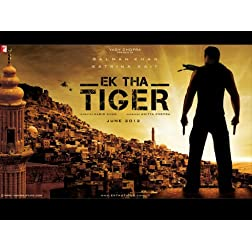 Ek Tha Tiger - BLU RAY (2012) (Hindi Movie / Bollywood Film / Indian Cinema ) [Blu-ray]