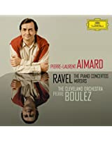 Ravel: The Piano Concertos; Miroirs [+Digital Booklet]