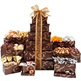 Sympathy Chocolate Tower Gourmet Gift (SHIPS FREE!)