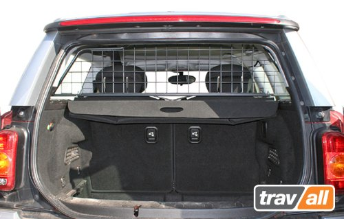 TRAVALL TDG1361 - Hundegitter Trenngitter Gepäckgitter