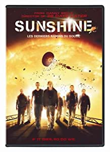 Sunshine (DVD, 2008)