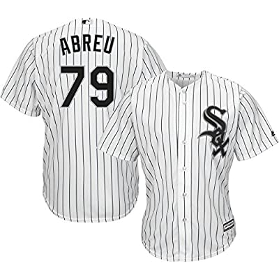 Jose Abreu Chicago White Sox #79 MLB Youth Cool Base Home Jersey