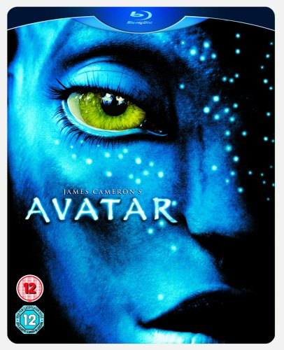 Avatar: Limited Edition Steelbook [Blu-ray]