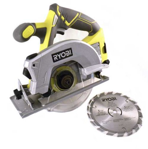 Ryobi ZRP506 ONE Plus 18V G4 Cordless Circular Saw