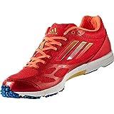 アディダス(adidas) アディゼロ(adizero) Feather RK 2 レッド/ゴールド/ブルー BA9938
