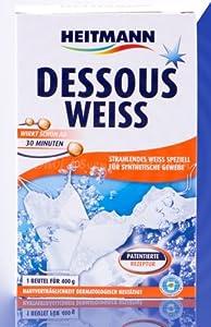 Heitmann Dessous Weiß 200g (DLB27) by Heitmann
