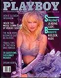 AUGUST 1986 8/86 Playboy Magazine