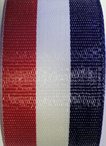 webbingpro lawn chair webbing kit red white blue lawn chair webbing 3 inches. Black Bedroom Furniture Sets. Home Design Ideas