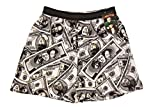 The Three Stooges 100 Dollar Bill United Stooges of America Boxer Shorts (Adult Medium)