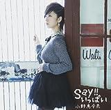 Say!!いっぱい(初回限定盤B)