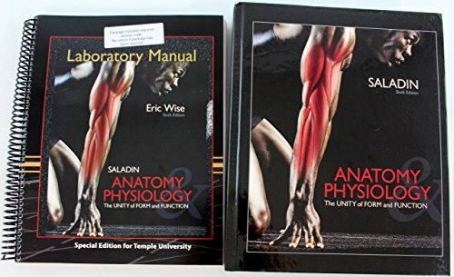 laboratory manual for anatomy physiology spiral bound 2011 author eric wise