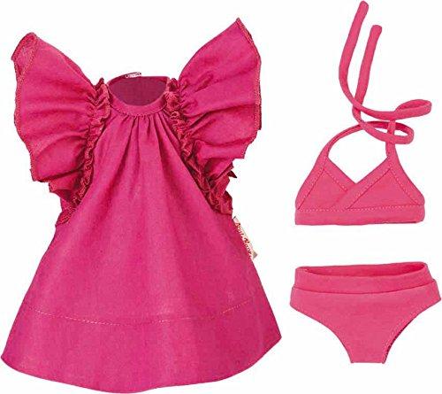 Käthe Kruse 41564 - Puppe Sweet Girl Kleid mit