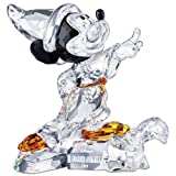 S955438: SWAROVSKI CRYSTAL MICKEY MOUSE SORCERER LARGE NEW 2009