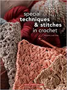 ... & Stitches in Crochet: Judy Crow: 9781592172153: Amazon.com: Books