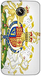 Timpax protective Armor Hard Bumper Back Case Cover. Multicolor printed on 3 Dimensional case with latest & finest graphic design art. Compatible with Google Nexus-6 Design No : TDZ-26556