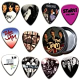 Jam 10 X Guitar Picks & Tin ( Ltd. To 100 )