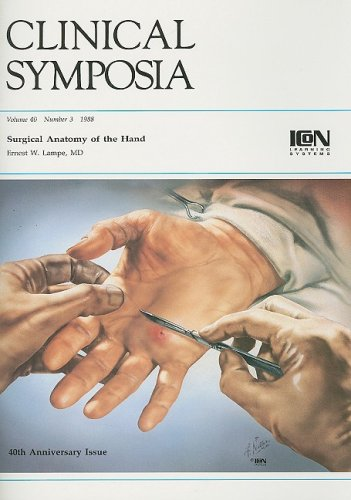 Clinical Symposia: Surgical Anatomy of the Hand, 1e (Netter Clinical Symposia)