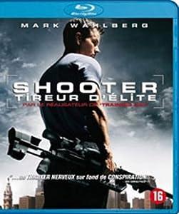 Shooter [Blu-ray] [Import belge]