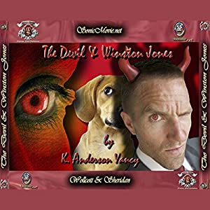 The Devil & Winston Jones Audiobook