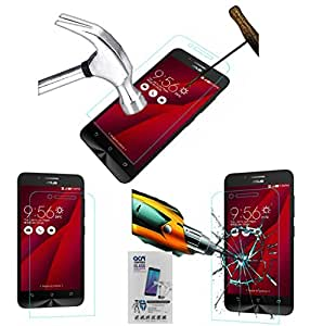 Acm Tempered Glass Screenguard For Asus Zenfone Go Mobile Screen Guard Scratch Protector