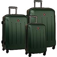 Timberland 3 Piece Hardside Spinner Luggage Set