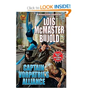 Captain Vorpatril's Alliance (Vorkosigan Saga) by Lois McMaster Bujold
