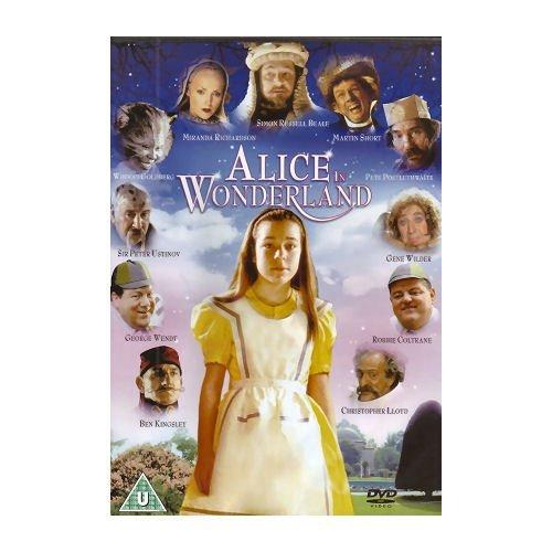 Alice In Wonderland [1999] by Robbie Coltrane