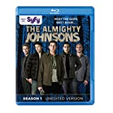 Almighty Johnsons: Season 01