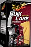 Meguiars Car Quik Care Automotive Detailing Detailer Gift Pack Kit