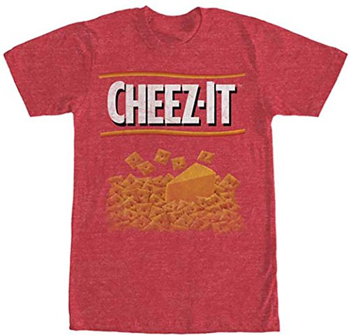 Kelloggs Cheez It Crackers Classic Logo T-Shirt (L)