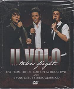 Il Volo ... Takes Flight: CD & DVD - Live From Detroit Opera House