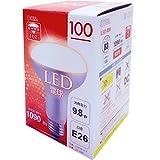 レフランプタイプ LED電球 E26/9.8W 電球色 LDR10L-H 9
