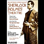 The Sherlock Holmes Theater   Sir Arthur Conan Doyle,Yuri Rasovsky