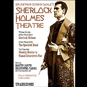 The Sherlock Holmes Theater Performance
