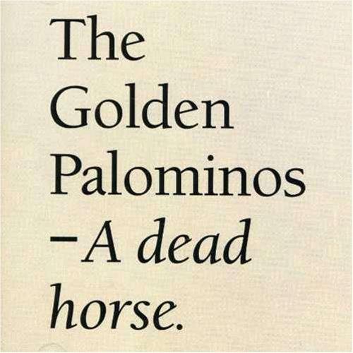 A Dead Horse