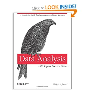 Data Analysis with Open Source Tools [Paperback]