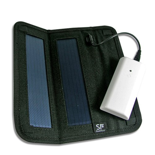 SolarDuo iPhone Solar Charger