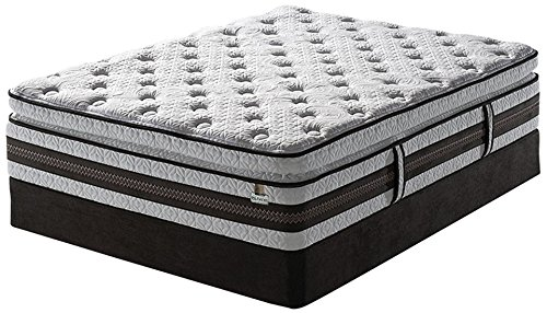 Luxury Home Iseries Profile Super Pillowtop Prominence Mattress Set By Serta, Twin X-Large front-983886