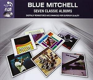 7 Classic Albums [Audio CD] Blue Mitchell