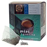 YMY 1690 Mint Green Tea Pyramid Sachets