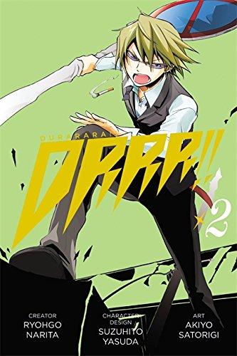 Durarara!!: Vol. 2 (Manga)