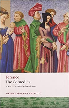 Amazon Com Terence The Comedies Oxford World S Classics border=